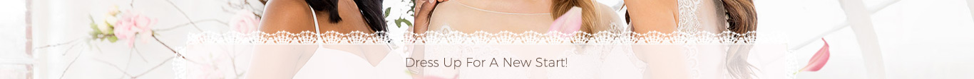 New Arrivals Wedding & Occasion Dresses